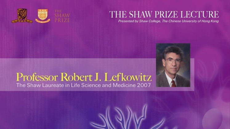 The Shaw Prize Lecture in Life Science and Medicine 2007
