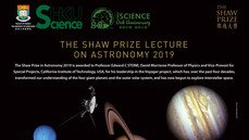 The Shaw Prize Lecture in Astronomy 2019